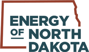 Energy of North Dakota logo