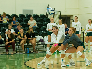 BSC Mystics Volleyball vs. Miles Community College