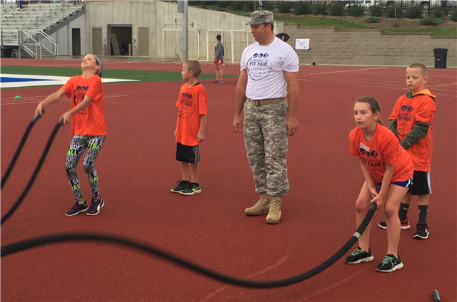 BSC and ND National Guard to host annual Community Fit Fair