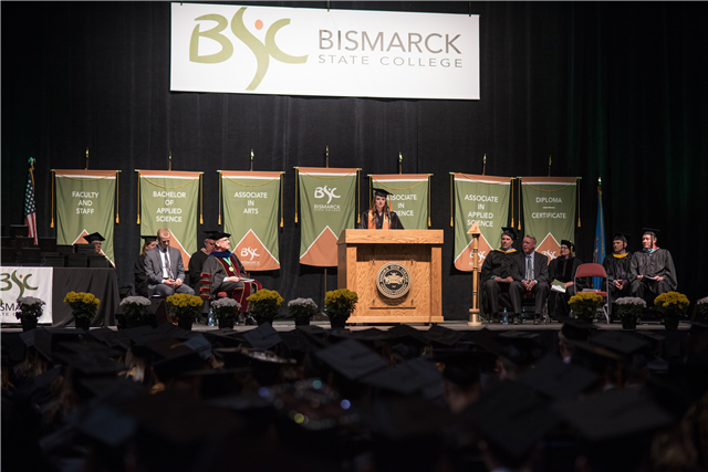 BSC recognizes Summer 2017 graduates