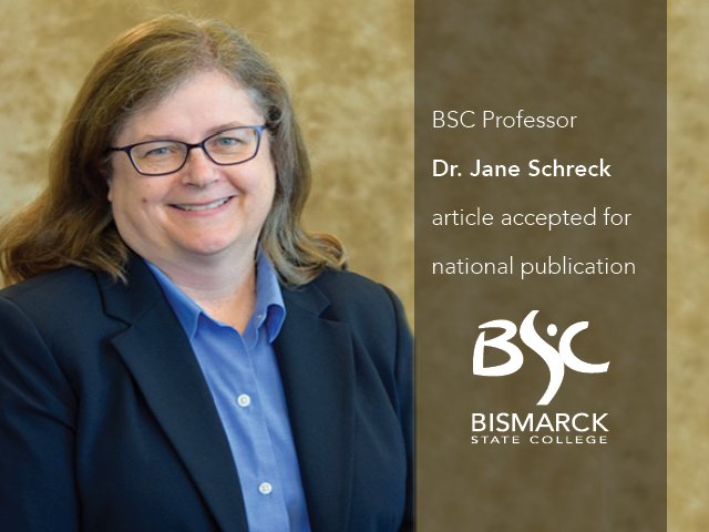 BSC professor's article accepted for publication