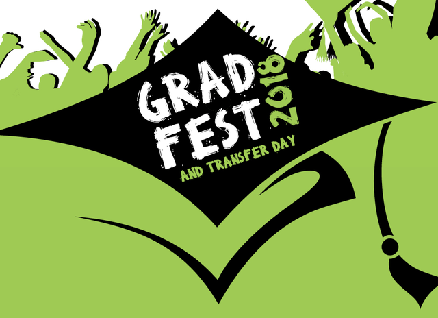 Gradfest & Transfer Day