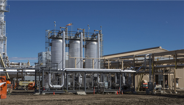 Killdeer gas plant expansion approved