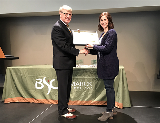 BSC faculty and staff receive promotions and excellence awards