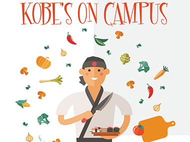 Kobe's on Campus (LUNCH)