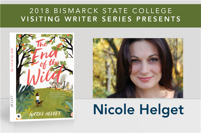 BSC Visiting Writers Series features Minnesota author