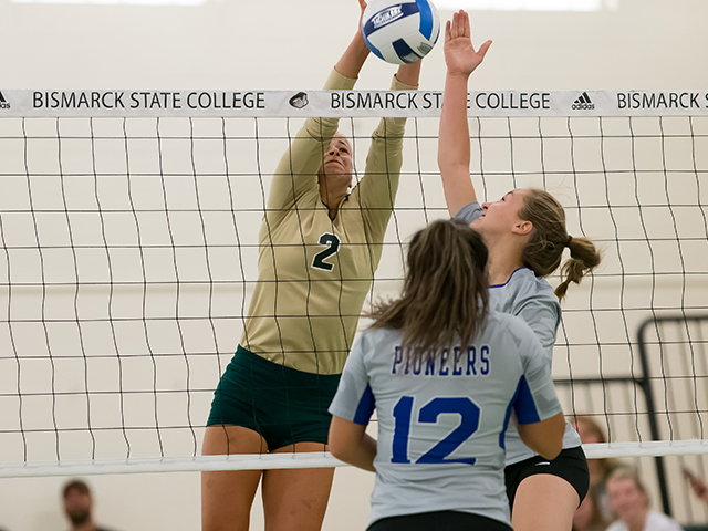 No. 2 Mystics host MCC Pioneers in first-round regional volleyball action, Oct. 24