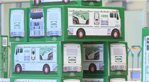 Hess donating toy trucks, STEM kits for every North Dakota student