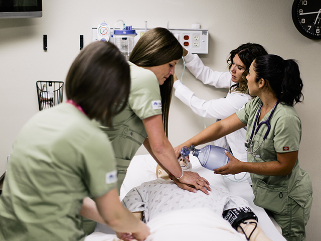 BSC nursing students earn 100 percent pass rate