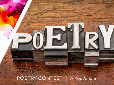 A Poet's Tale – Poetry Contest