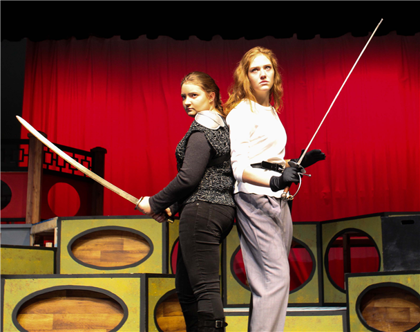 BSC Theatre tells the story of two sisters' bond through Dungeons & Dragons, Oct. 24-27