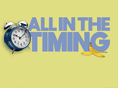 "BSC Winter Play ""All in the Timing"""