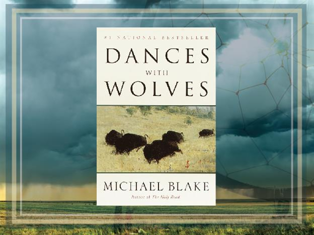 "BookTalk at BSC continues with ""Dances with Wolves"""