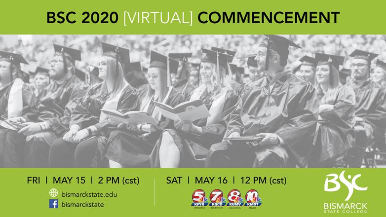 BSC to celebrate commencement, virtually together