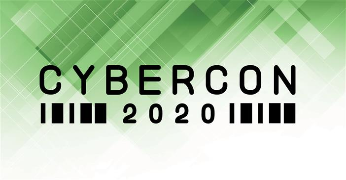 CYBERCON 2020 offered as rich virtual conference Oct. 6-7